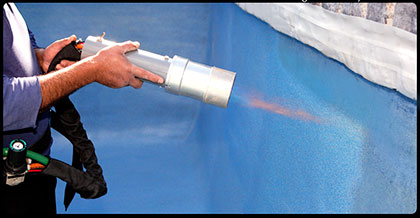 Spray On Pool Liner Best Vinyl Liner Replacements